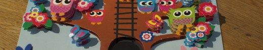 Coffret créatif : Tableaux en 3D